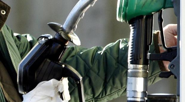 High inflation is set to push up petrol pump prices
