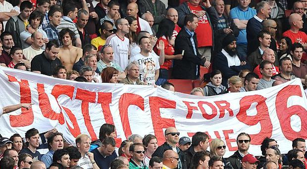 Ninety-six Liverpool supporters lost their lives in the 1989 Hillsborough disaster