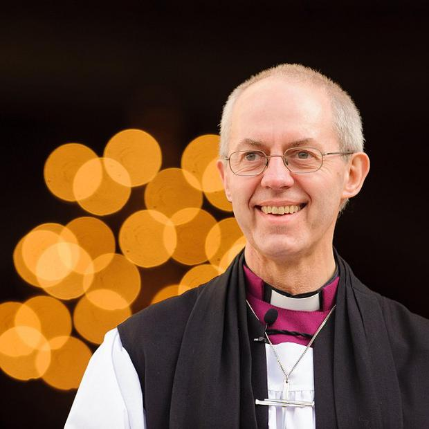 The Archbishop of Canterbury has decided to restrict his patronage
