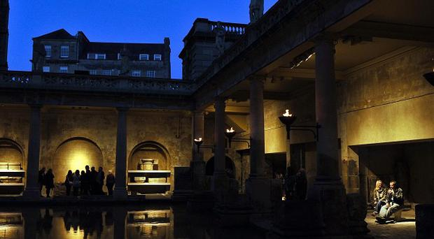The Bath Skyline walk takes in the historic sights of the World Heritage city in Somerset