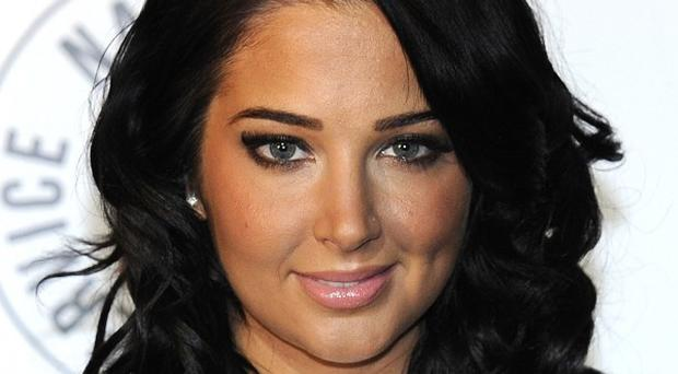 Blogger Vas Morgan claimed he was assualted by Tulisa Contostavlos