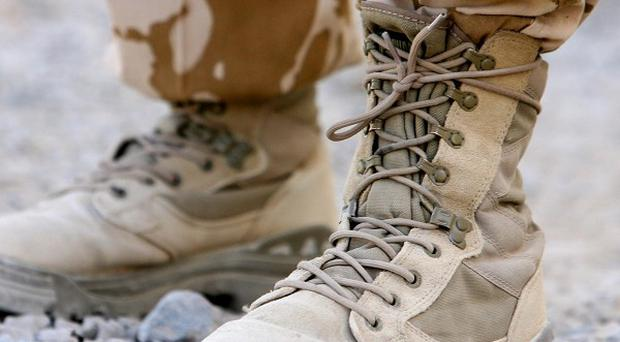 Soldiers in Afghanistan who joined the Army at 16 were twice as likely to die, a study showed