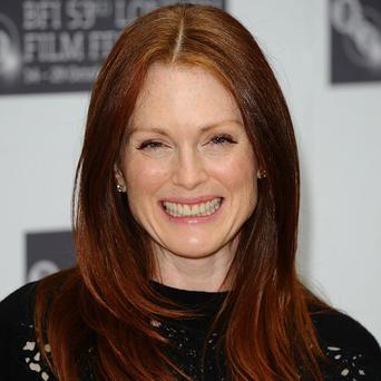 Red-heads such as Julianne Moore are at greater risk of melanoma, research shows