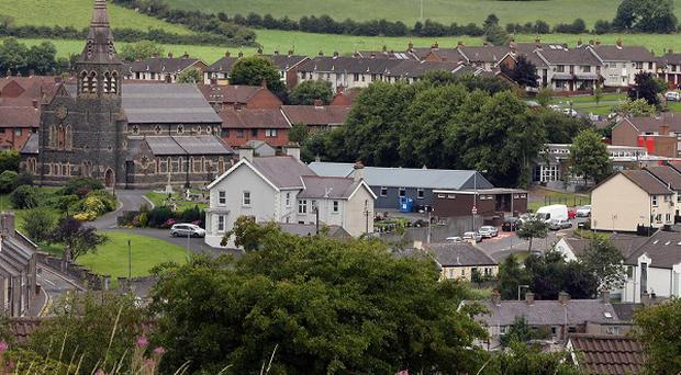 Leslie Ross, 66, was detained in the quiet market town of Dromore, Co Down, in connection with three fatal incidents over a 10-year period