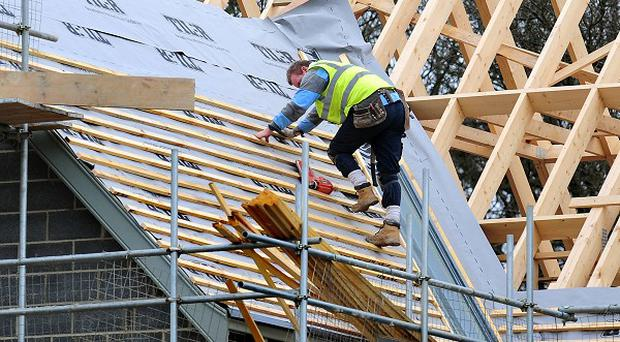 Economists say initial figures for construction have been adjusted higher