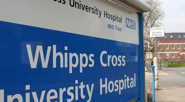 Three healthcare assistants who mistreated elderly patients at Whipps Cross University Hospital in east London have been jailed