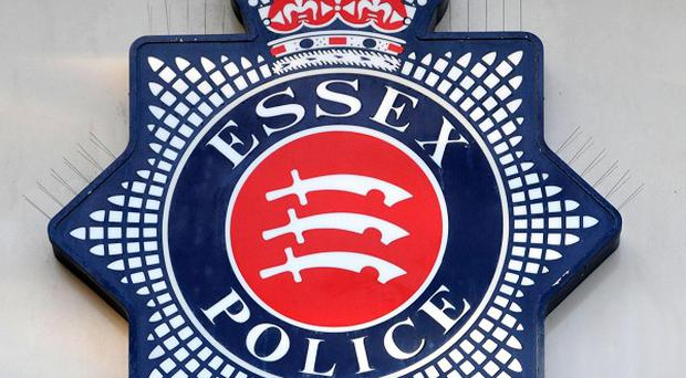 A marked police car was responding to an emergency and using its siren and lights when the crash happened, said Essex Police