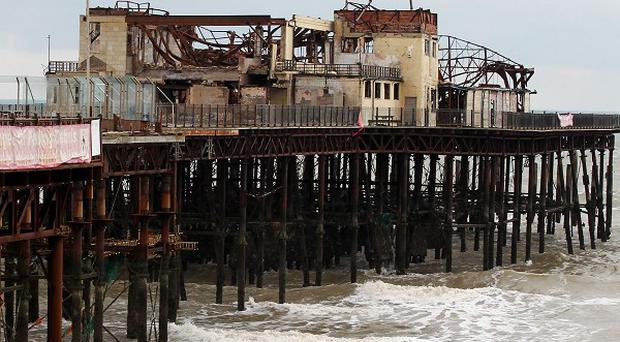Hastings Pier has been returned to local ownership