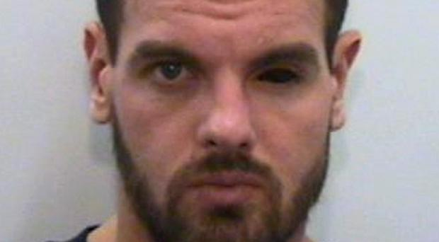 Dale Cregan was jailed for life for the murders of two unarmed policewomen and a father and son (Greater Manchester Police/PA)