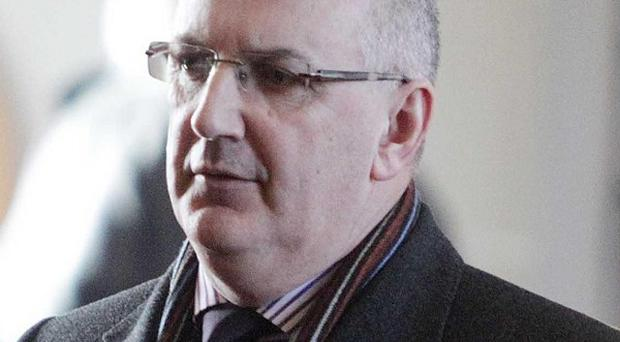 UUP MLA Danny Kennedy appealed for anyone with information to contact police