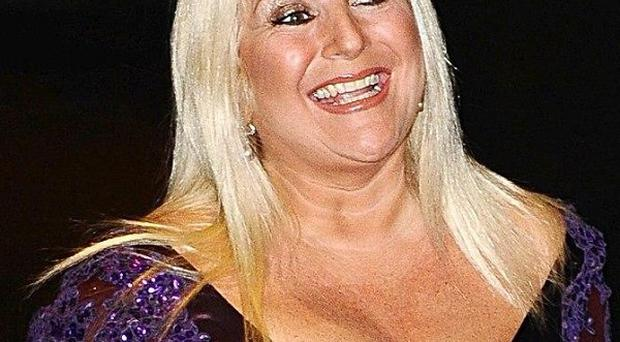 Vanessa Feltz appeared to have an on-screen breakdown during the first series of Celebrity Big Brother