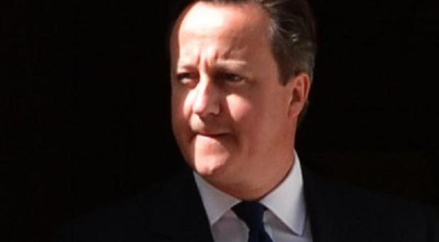David Cameron ruled out UK involvement in military action against Syria after the Government's defeat in the Commons