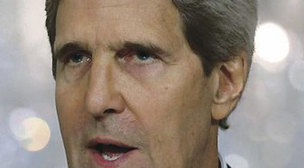 Outspoken: John Kerry