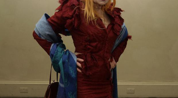 Dame Vivienne Westwood is due to bring a dash of glamour to the Campus Party event