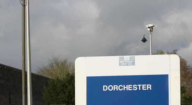 HMP Dorchester is one of four prisons that are due to close