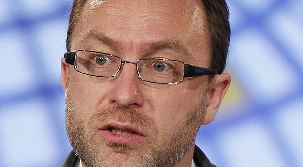Jimmy Wales claimed living in London could prove more enticing than the US's Silicon Valley for tech-savvy people from around the globe