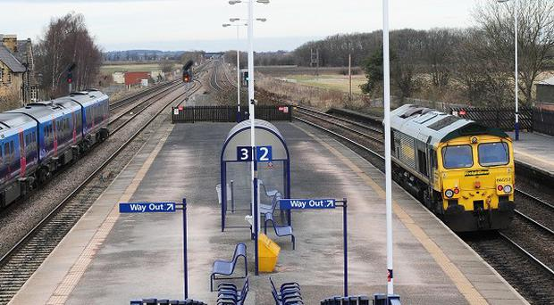 Prime Minister David Cameron said he is 'passionately in favour' of HS2