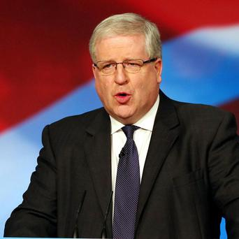 Transport Secretary Patrick McLoughlin rejected the findings of the MPs' report