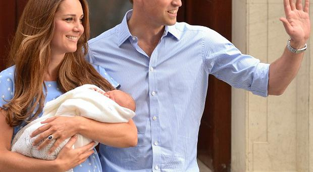 The Duke of Cambridge was interviewed in July soon after the birth of his son Prince George