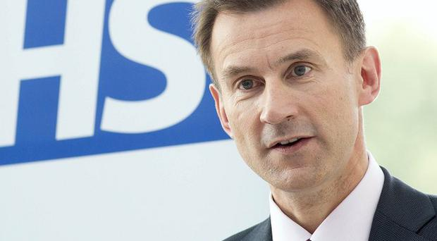 Health Secretary Jeremy Hunt has presented his strategy to help the most vulnerable during the winter months