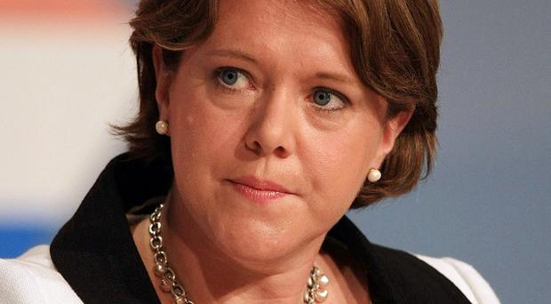 Maria Miller wants a system where the National Audit Office is allowed access to the BBC 'without hindrance or delay'