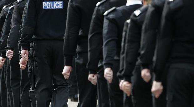 The Police Federation, which represents rank-and-file officers, said that Pc Kelly Jones had withdrawn a claim for compensation