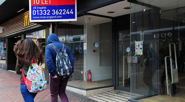A report claims that 15,000 smaller town centre stores closed between 2000 and 2009