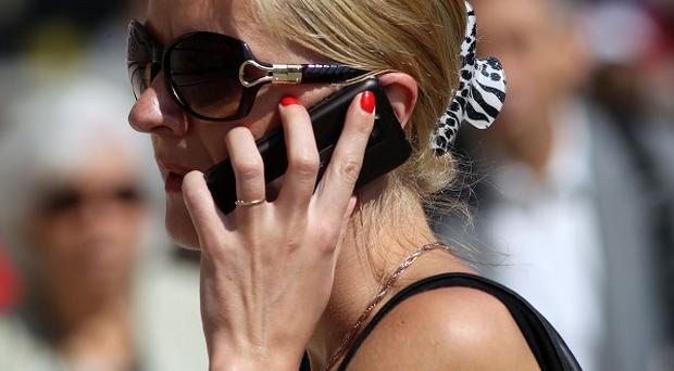 Phone owners are most likely to have their mobiles stolen in Edinburgh and Cardiff, a survey suggests