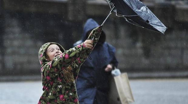 Forecasters predict stormy conditions to roll in across much of the UK