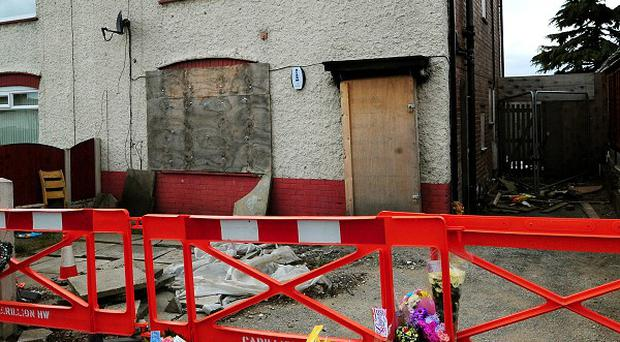 The work will see 18 Victory Road and neighbouring property number 20 razed to the ground