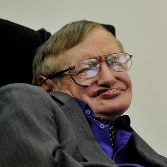 Professor Stephen Hawking said people in pain should be able to choose to end their lives