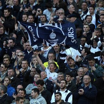 Many Spurs fans feel aggrieved that police have threatened arrests for using the word 'Yid' as an expression of their club's Jewish association