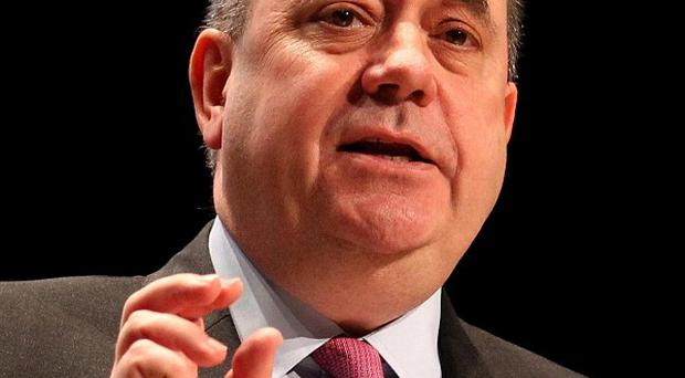 Alex Salmond said independence is the best route to a more prosperous country