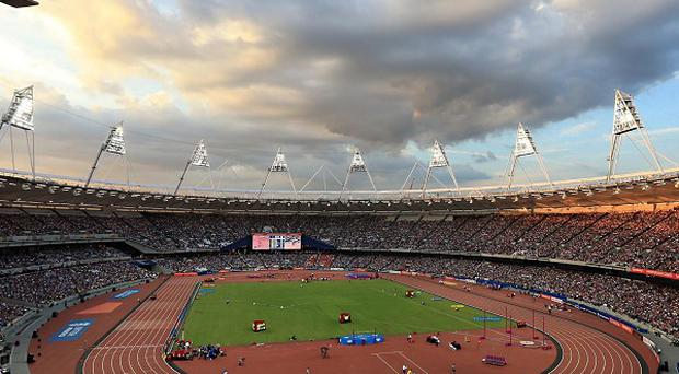 A legal bid has been launched over the future of the Olympic Stadium