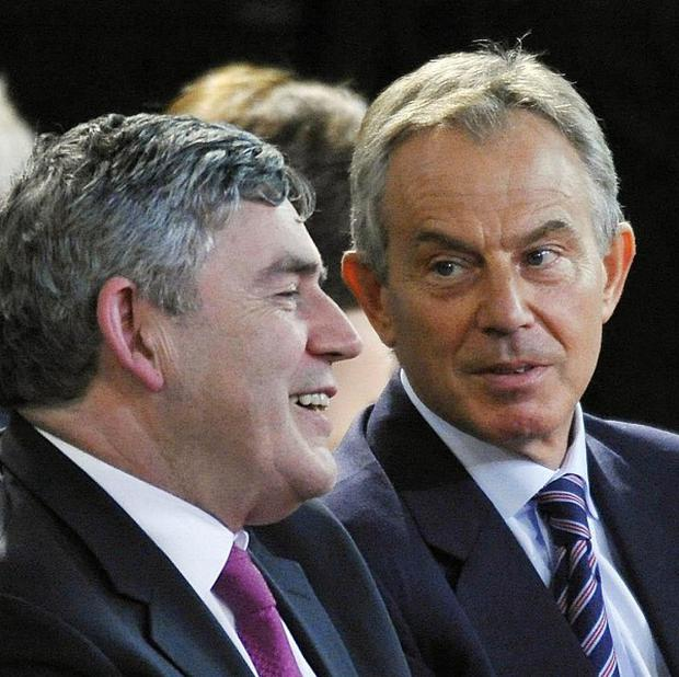Tony Blair's core team tried to avoid declaring when he would step down as prime minister to make way for Gordon Brown's succession