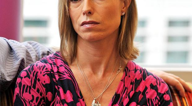 Kate McCann had suicidal thoughts after being accused of covering up her daughter's death , the mother of missing Madeleine McCann who faces further agony today as she attends a Portuguese court for the start of the family's libel action against a former local police chief. PRESS ASSOCIATION Photo. Issue date: Thursday September 12, 2013. Kate McCann will be accompanied by her mother Susan Healy for the first hearing of the case against Goncalo Amaral who published a book making allegations about the three-year-old's disappearance. The McCanns have strongly denied the accusations and say the former detective's claims have damaged the hunt for Madeleine and exacerbated the anguish suffered by her relatives. See PA story POLICE Portugal. Photo credit should read: John Stillwell/PA Wire