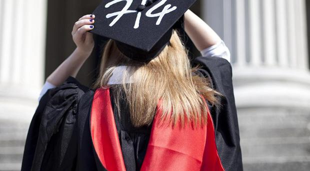 Ladbrokes has launched a service allowing students and parents to bet on the outcome of degrees