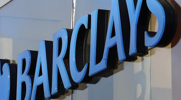 Eight men have been arrested over an allegation of conspiracy to steal from Barclays