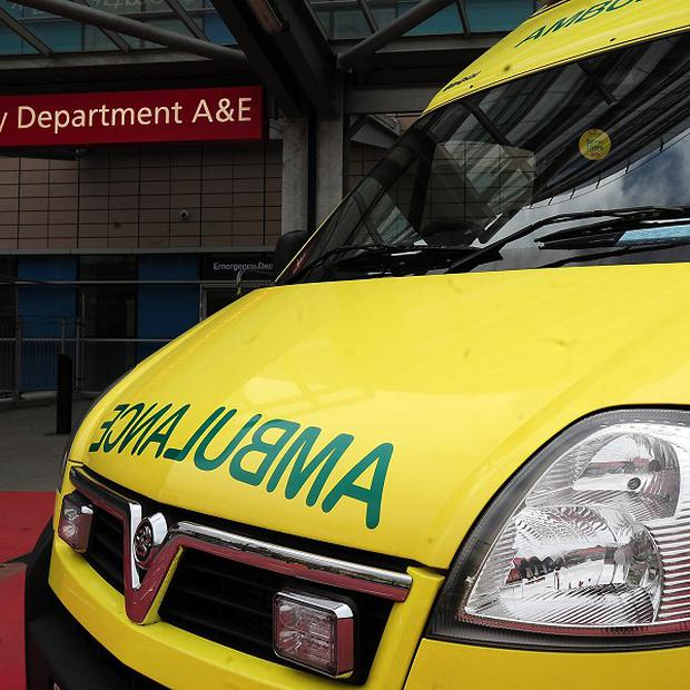 Labour claimed there would be 'severe storms ahead' for A&E units this winter unless the Government addressed issues in staffing and social care