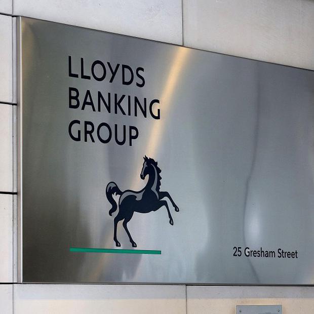 Lloyds axed 7,000 staff posts last year after running up losses of around £3.5bn in 2011