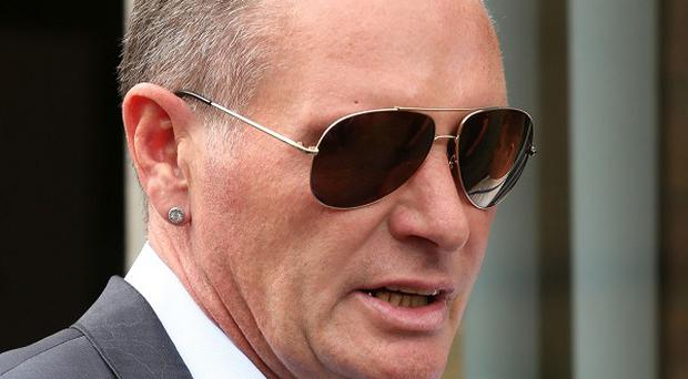 Paul Gascoigne overheard doctors say he might die as a result of alcohol abuse