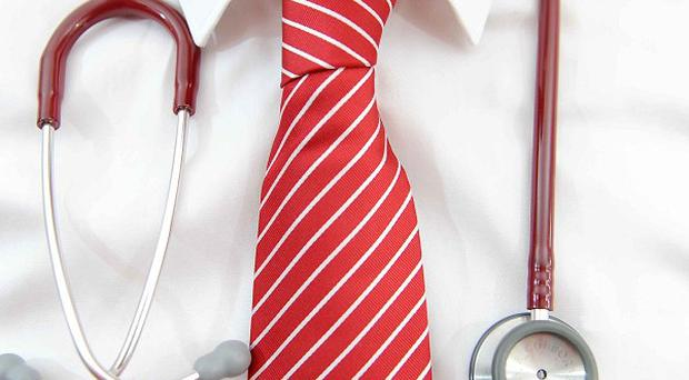 A poll has found that 41 per cent of people have put off visiting their doctor.
