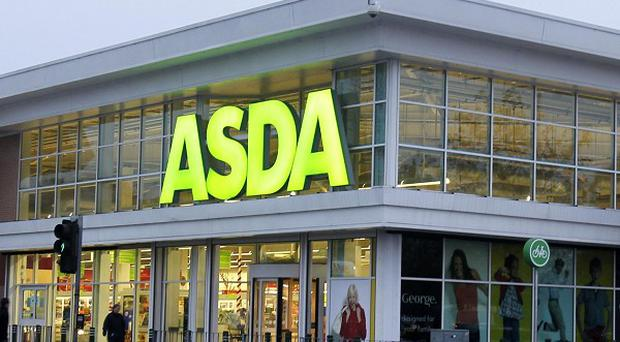 Asda apologised after it advertised a fancy dress outfit featuring someone covered in blood and brandishing a machete as a