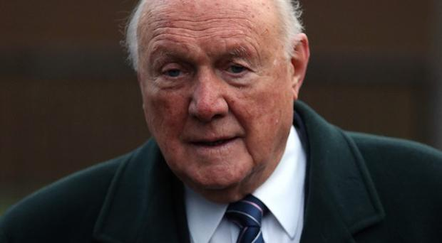 Disgraced broadcaster Stuart Hall - new allegations have been made against him.