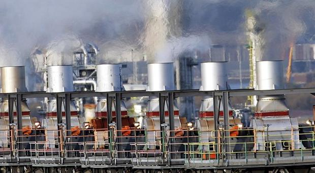 Unite members have voted to take industrial action at Grangemouth