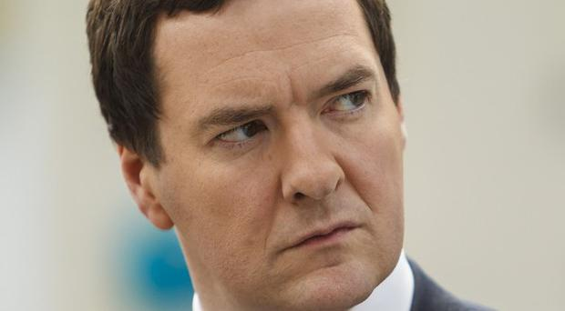 George Osborne: Britain shouldn't lead climate change efforts.