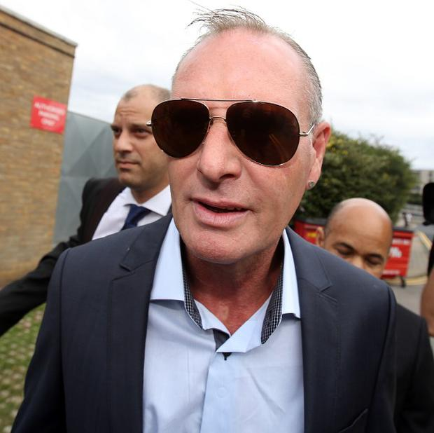 Paul Gascoigne, once believed to be worth £14 million, reportedly said between £9,000 and £50,000 had been stolen