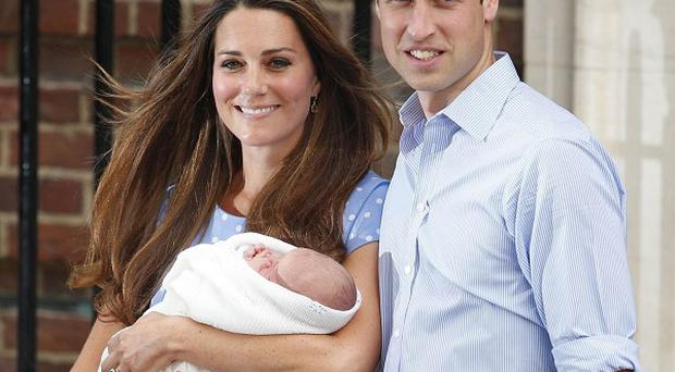 The christening of Prince George will be marked with the creation of a special set of coins