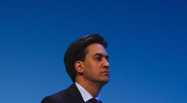 Labour leader Ed Miliband spoke out after a Daily Mail article called his father Ralph 'the man who hated Britain'