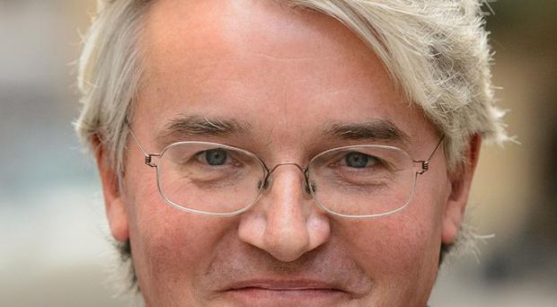 Former chief whip Andrew Mitchell.